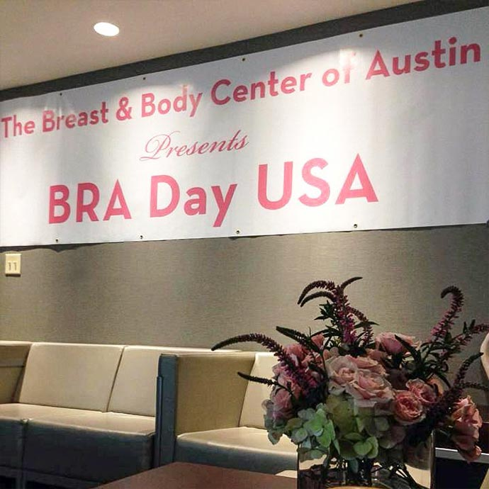 The Breast and Body Center of Austin presents BRA Day USA